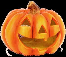 Pumpkin Profile Decoration