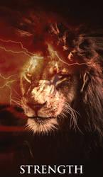 Strength - Major Arcana