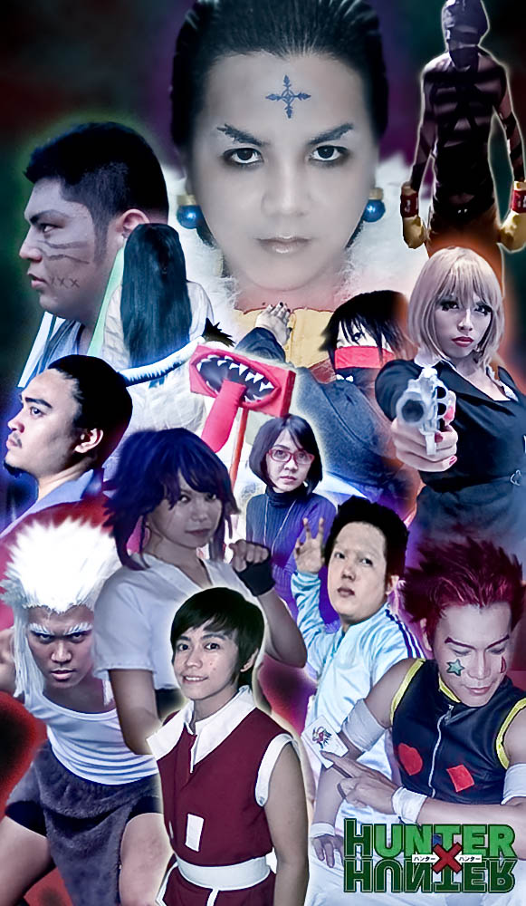Genei Ryodan Phantom Troupe By Aienm