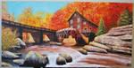 Autumn Wheel by Akifan