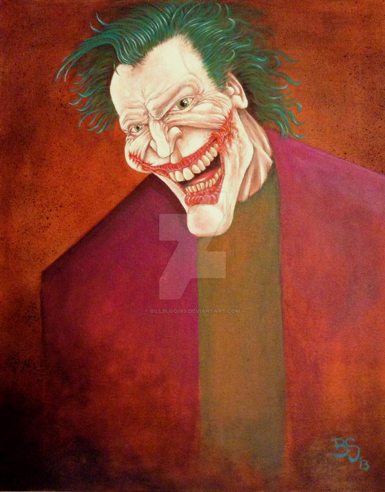 JOKER JOKER by BillBlogins