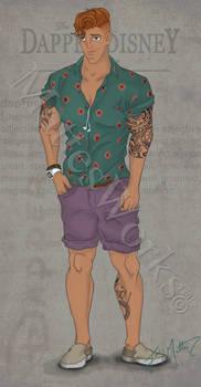 Dapper Hercules