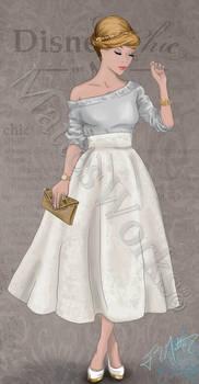 Chic Cinderella