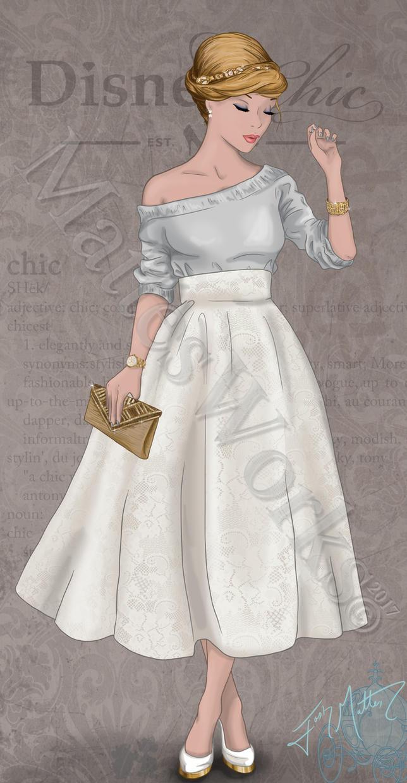 Chic Cinderella by MattesWorks