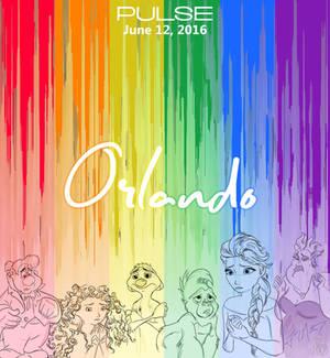 Disney Remembers Orlando / PULSE