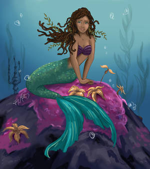 Halle Bailey as Ariel