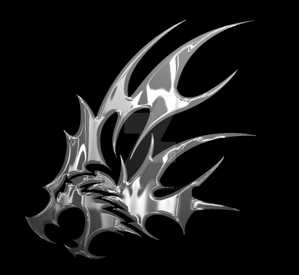 cool wolf symbol