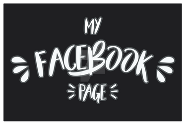 MY FACEBOOK PAGE!