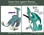 draw again meme????