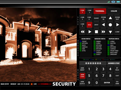 Residential Concept Interface - Monteagle 2