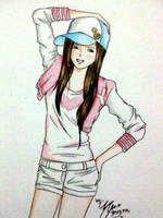 Sporty Fash colour version by yessy04maple