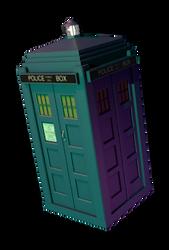 TARDIS version 2, variation D by bmud