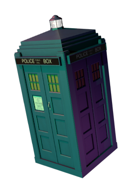 TARDIS version 2, variation D
