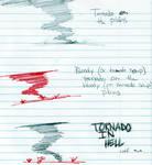Tornadoes of Study Block