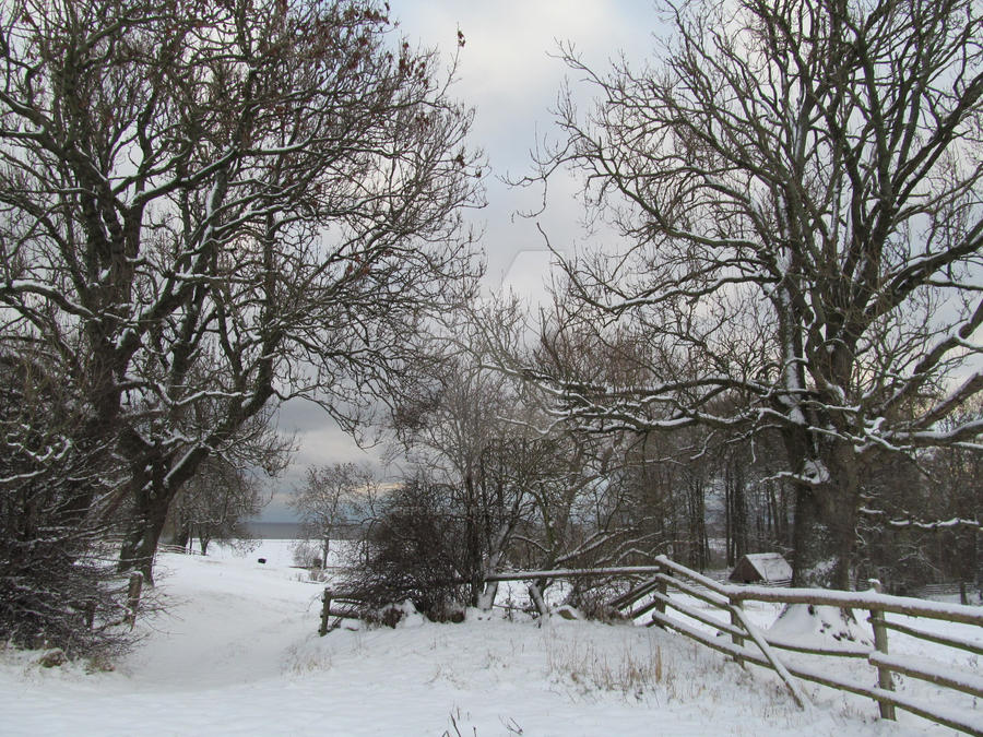 Just Winter in Melsted3 by ChepcherJones