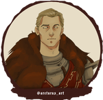 Cullen by ArcturusTries