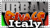 urban rivals ~ italian player ~ stamp by 0Bruno