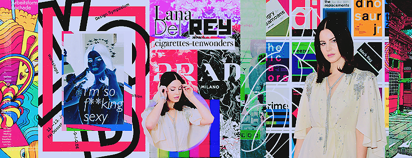 Timeline 'Lana Del Rey'| sexbomb by cigarettestenwonders