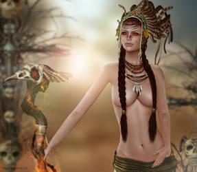 Magissa~Native by MAGISSADENVER