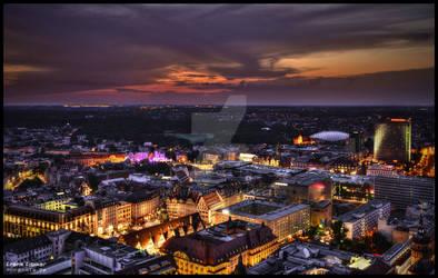 Leipzig night active