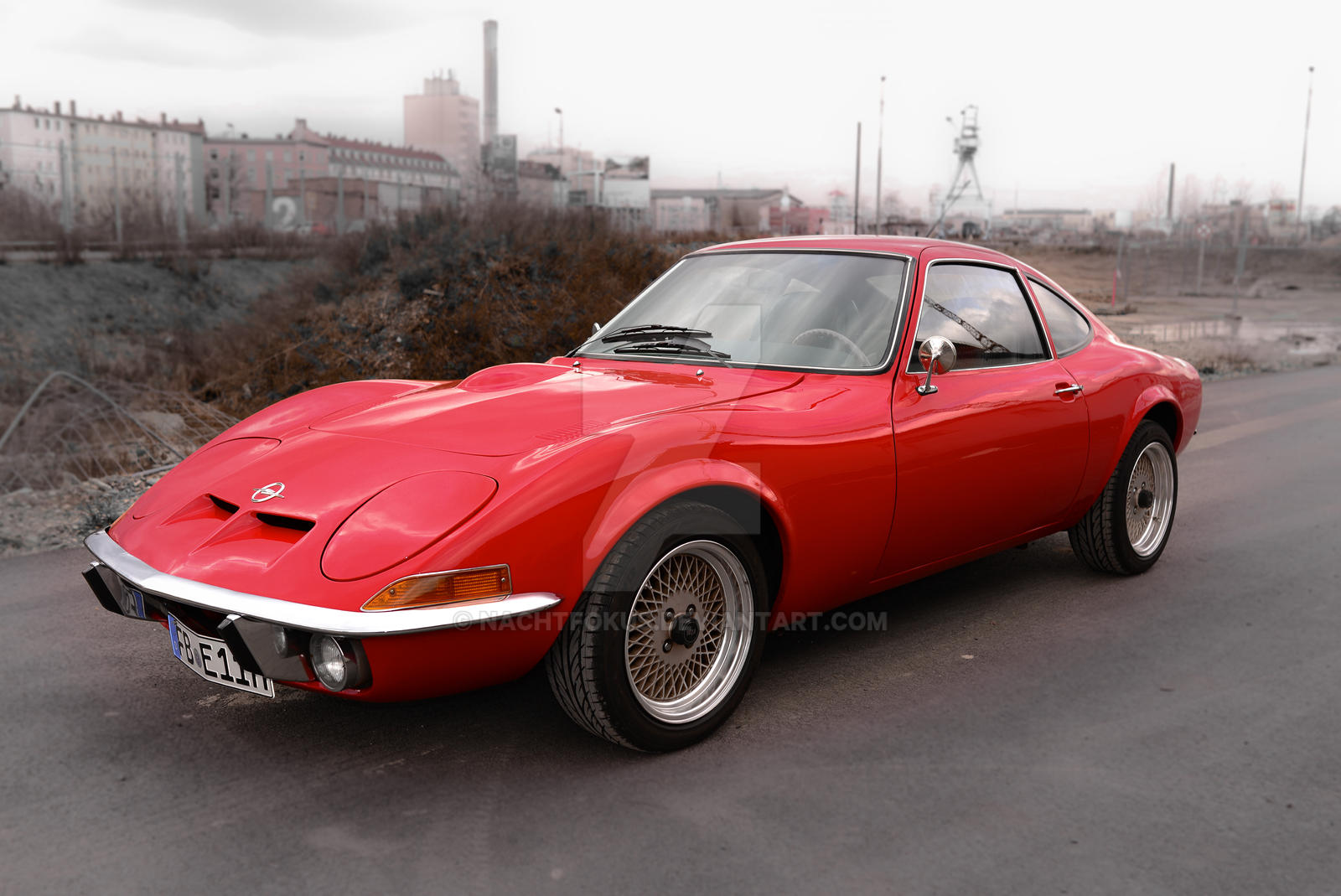 Opel / Vauxhall GT classic