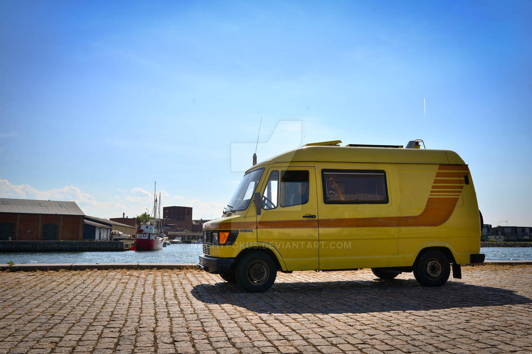 Mindnote journey - Denmark - Moen island by Nachtfokus