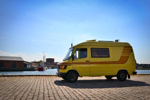 Mindnote journey - Denmark - Moen island