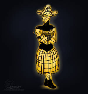 The Lamp Lady