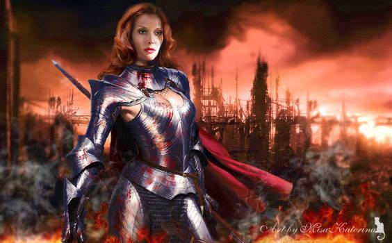 Abaddon knight of hell