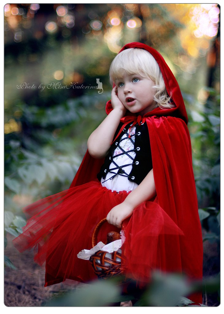 Little Red Riding Hood by MisaKaterina