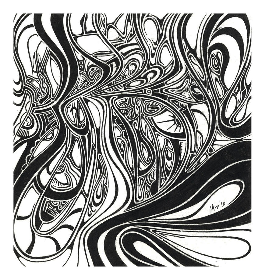 Abstract heart coloring pages - Solar help