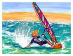 Surf-Fun Vegeta