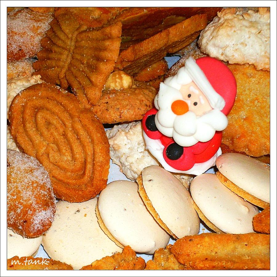 It's X-mas Cookie Time by Villa-Chinchilla