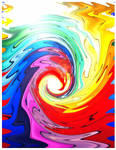 Rainbow Sea of Colors