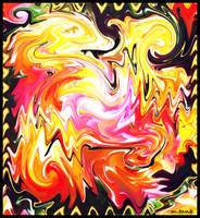 Birth of a Dragon by Villa-Chinchilla