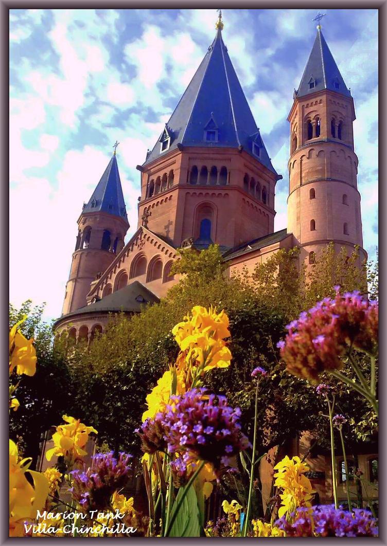 Cathedral of Mainz - Mainzer Dom by Villa-Chinchilla