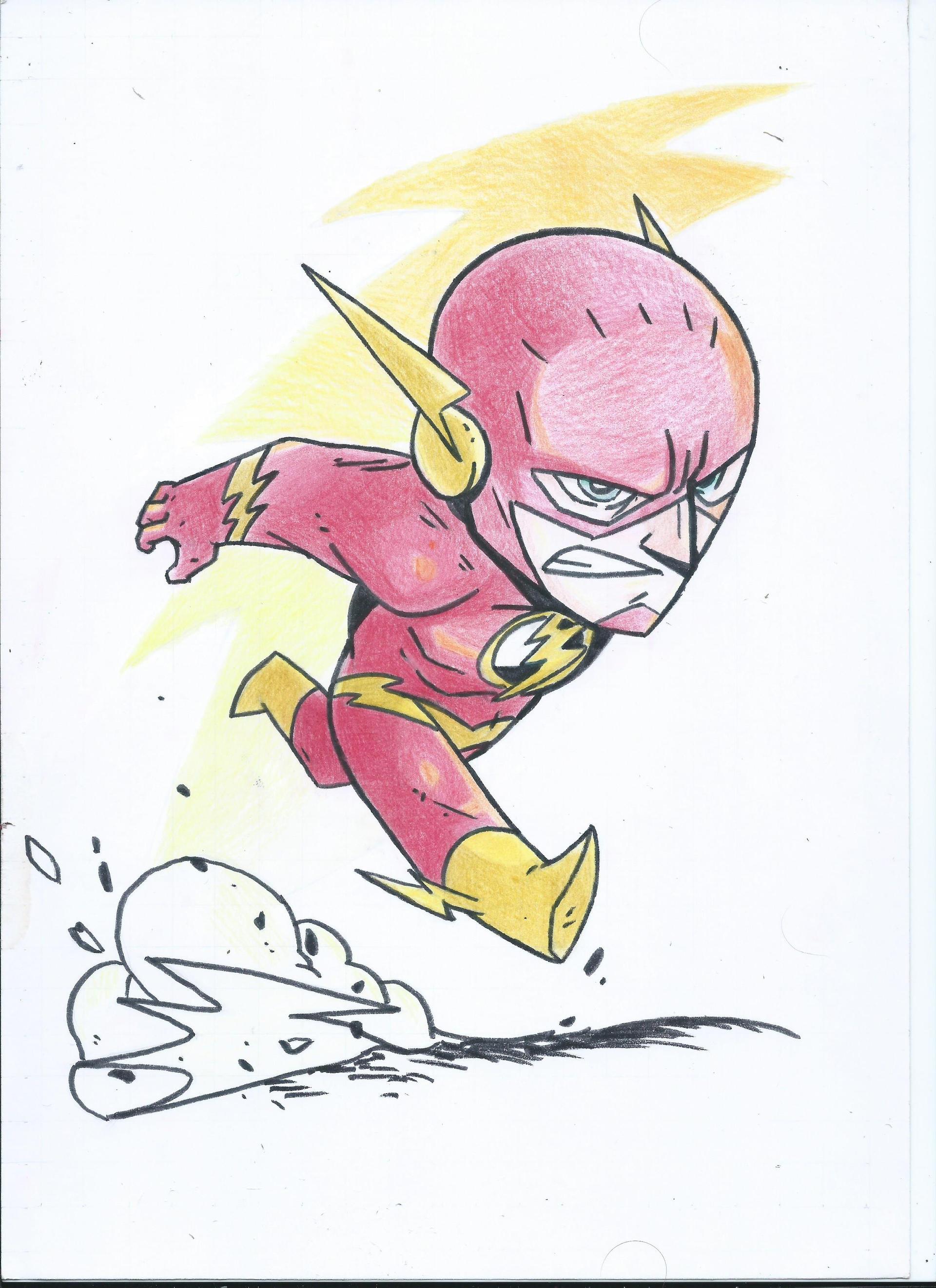 Dessin Flash By Warthof On Deviantart