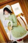 TB: Substitute Empress - full costume