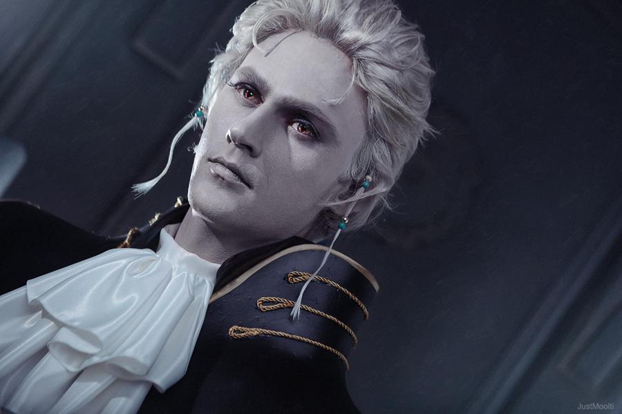 VHD Bloodlust: Baron Meierlink's portrait by ElenaLeetah
