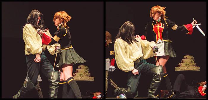 D'Artagnan, Le Sang Des Chevaliers: Killing Evil