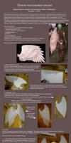 Tutorial: Light-weight wings (kamaels) Russian ver