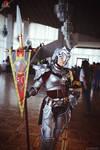 WCS-Russia'14: Soul Calibur IV Hildegard von Krone