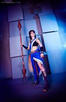 Final Fantasy XIII: Oerba Yun Fang by ElenaLeetah