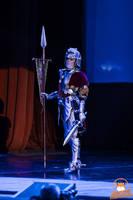 J-FEST 2014: Hildegard von Krone on stage by ElenaLeetah