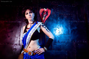Final Fantasy XIII: Oerba yun Fang on Cocoon by ElenaLeetah