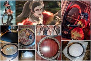 Making of: Soul Calibur V Eiserne Drossel 2P by ElenaLeetah