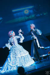 J-fest 2016: Milian and Galager. Waltz on stage