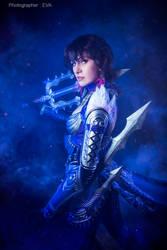 Dynasty Warriors 8: Wang Yi portrait