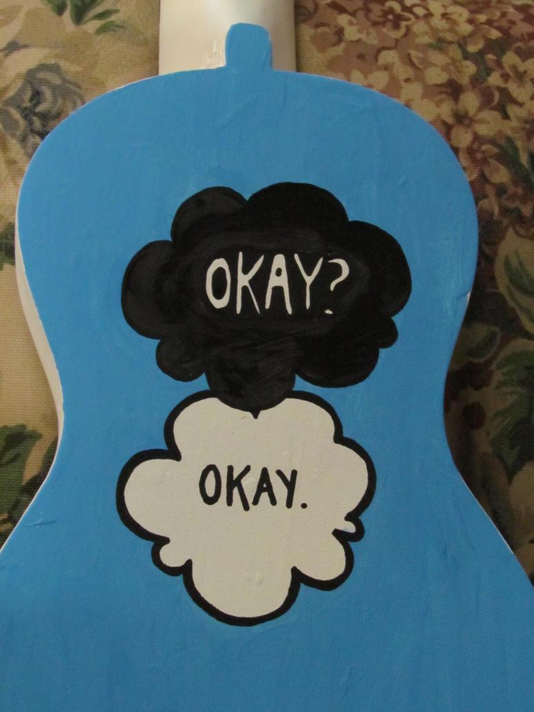 TFiOS : Okay Ukulele by LazingAbout94