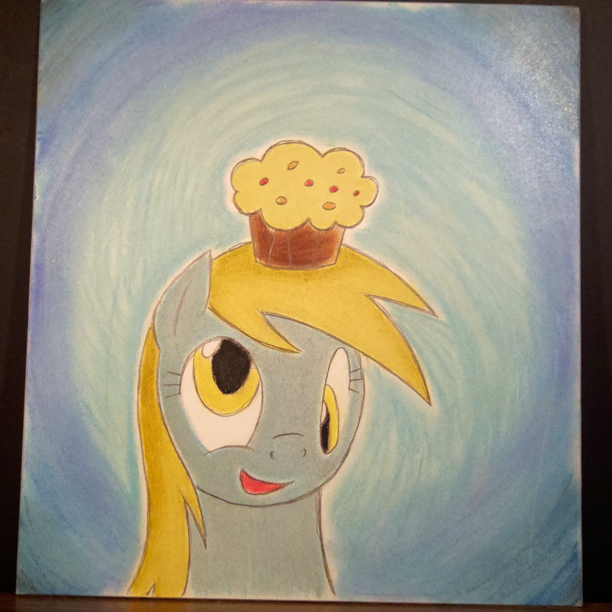 All Hail the Muffin Queen! by LazingAbout94